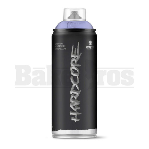 MONTANA COLORS HARDCORE SPRAY CAN PAINT 400ML MALVA Pack of 1
