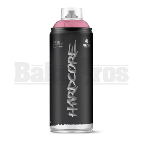 MONTANA COLORS HARDCORE SPRAY CAN PAINT 400ML PRINCESS VIOLET Pack of 1
