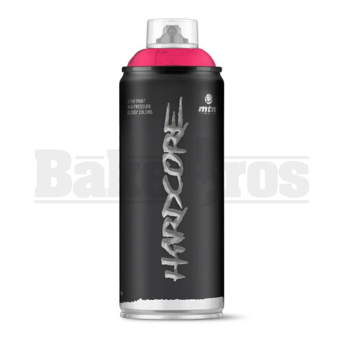 MONTANA COLORS HARDCORE SPRAY CAN PAINT 400ML ERIKA Pack of 1