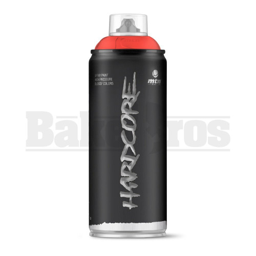 MONTANA COLORS HARDCORE SPRAY CAN PAINT 400ML COLORADO RED Pack of 1