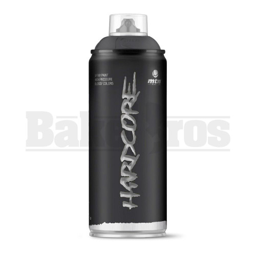 MONTANA COLORS HARDCORE SPRAY CAN PAINT 400ML ANTHRACITE GREY Pack of 1