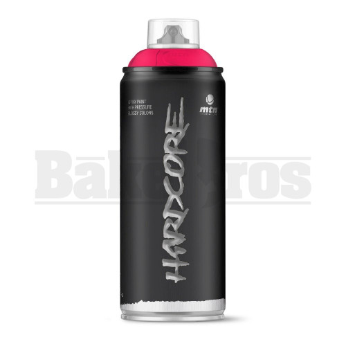 MONTANA COLORS HARDCORE SPRAY CAN PAINT 400ML MAGENTA Pack of 1