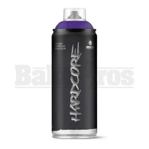 MONTANA COLORS HARDCORE SPRAY CAN PAINT 400ML ANONYMOUS VIOLET Pack of 1