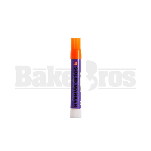 SAKURA SOLID MARKER FLUORESCENT ORANGE Pack of 1