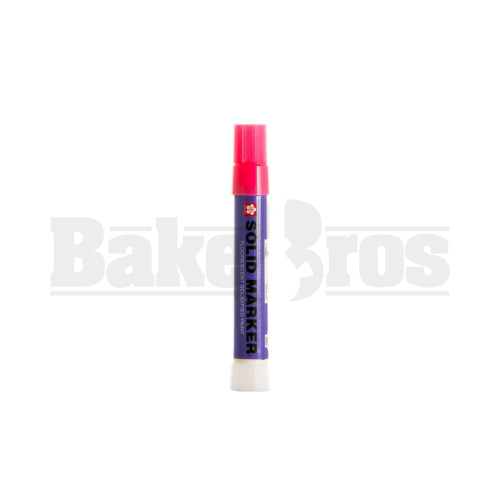 SAKURA SOLID MARKER FLUORESCENT PINK Pack of 1