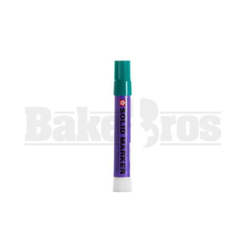 SAKURA SOLID MARKER GREEN Pack of 1