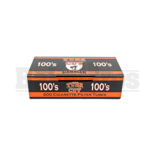 BLACK ORANGE Pack of 1 100MM