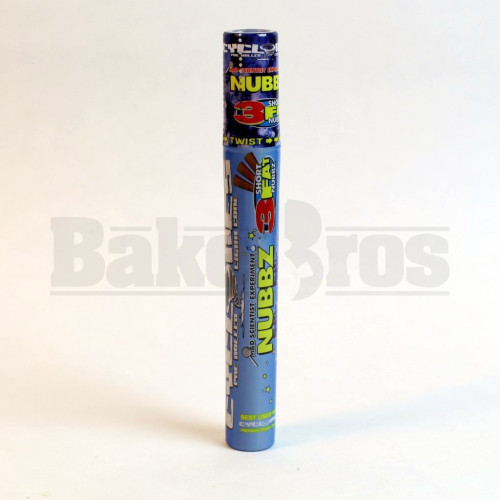 CYCLONES PRE ROLLED CONES NUBBZ BLUEBERRY Pack of 1