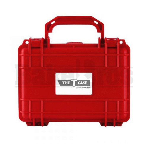 THE T CASE BY TUFF PROTECTION RIPPED RED 12""
