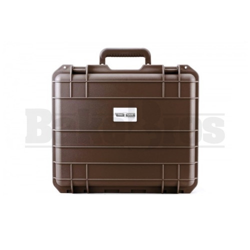 """THE T CASE BY TUFF PROTECTION CHOCOLATE BROWN 12"""""""