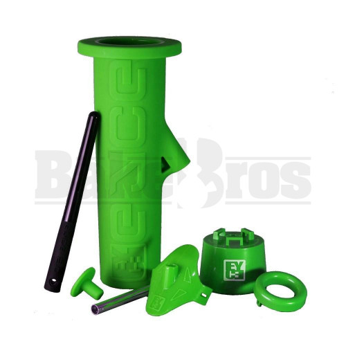 EYCE 2.0 REUSABLE WATER PIPE MOLD GREEN FEMALE 10MM