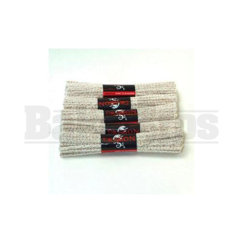 DRAGON PIPE CLEANERS 44 PER BUNDLE HARD TAN Pack of 48