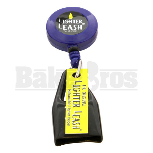 THE ORIGINAL LIGHTER LEASH ASSORTED COLORS Pack of 1