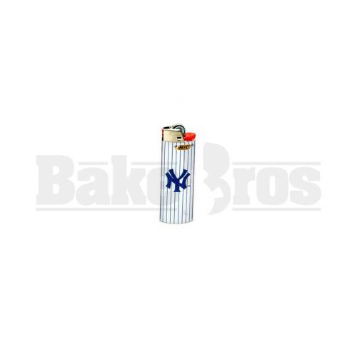 "BIC LIGHTER 3"" PRO SERIES MLB NEW YORK YANKEES Pack of 1"