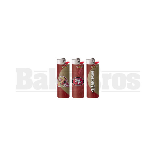 SAN FRANCISCO 49ERS Pack of 1