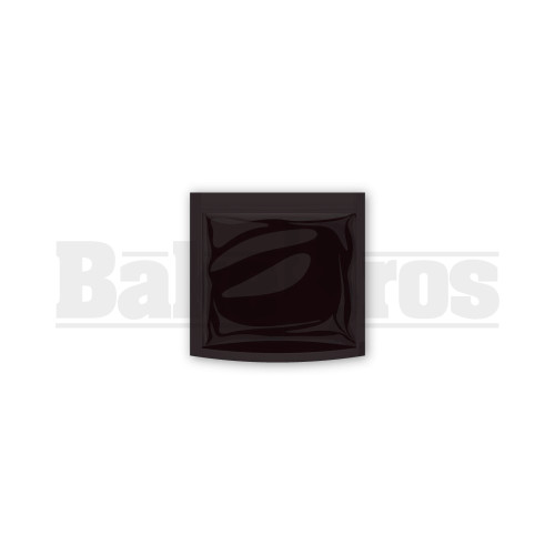 "STINK SACK SMELL PROOF PLASTIC BAG 4"" x 6"" BLACK Pack of 1 10 Per Pack"