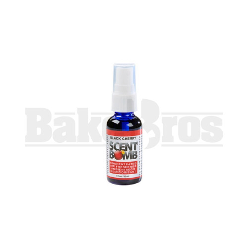SCENT BOMB SPRAY 1 FL OZ Pack of 1 BLACK CHERRY