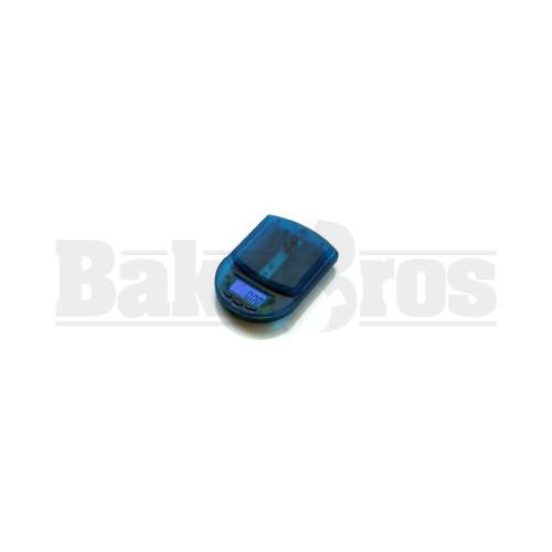 AWS DIGITAL POCKET SCALE BCM SERIES 0.01g 100g BLUE