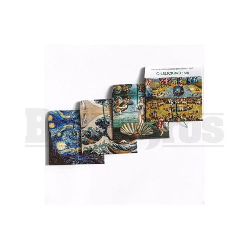 ART SERIES Pack of 1 4 Per Pack