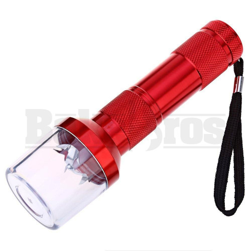ELECTRIC  POLLEN GRINDER RED Pack of 1