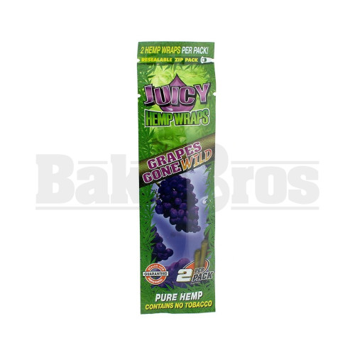 GRAPES GONE WILD Pack of 1