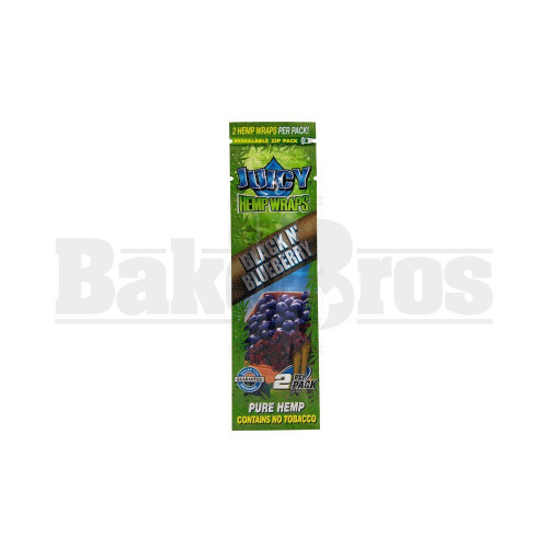 BLACK AND BLUEBERRY Pack of 1