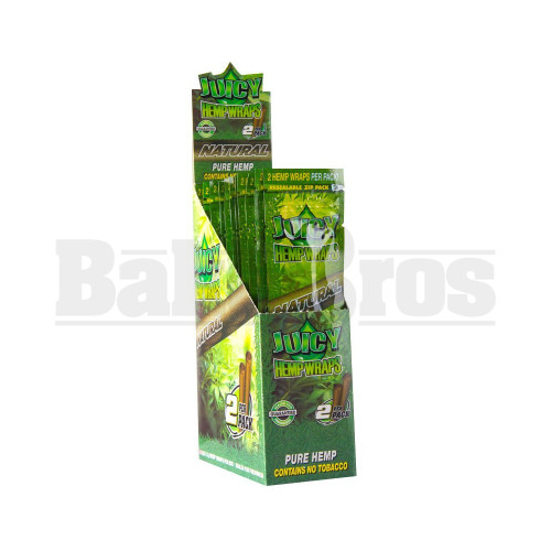 NATURAL Pack of 25