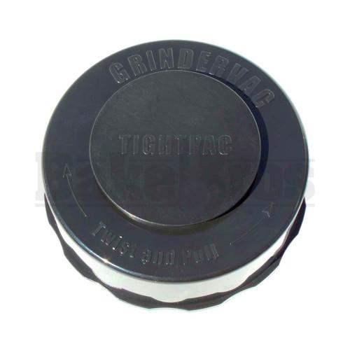 """TIGHTPAC GRINDERVAC 3"""" BLACK Pack of 1"""