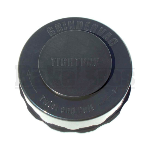 "TIGHTPAC GRINDERVAC 3"" BLACK Pack of 1"