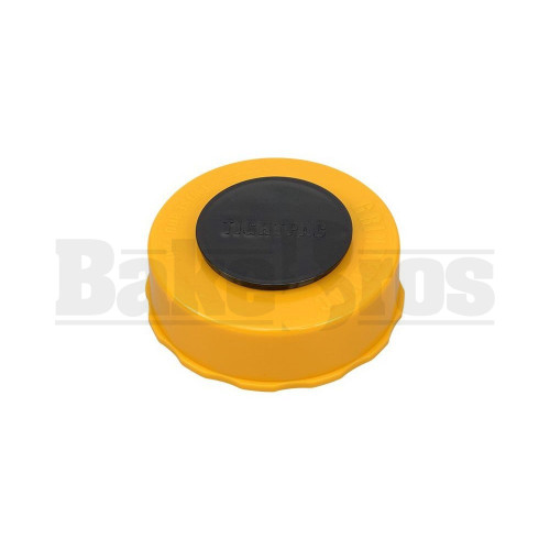 """TIGHTPAC GRINDERVAC 3"""" YELLOW Pack of 1"""