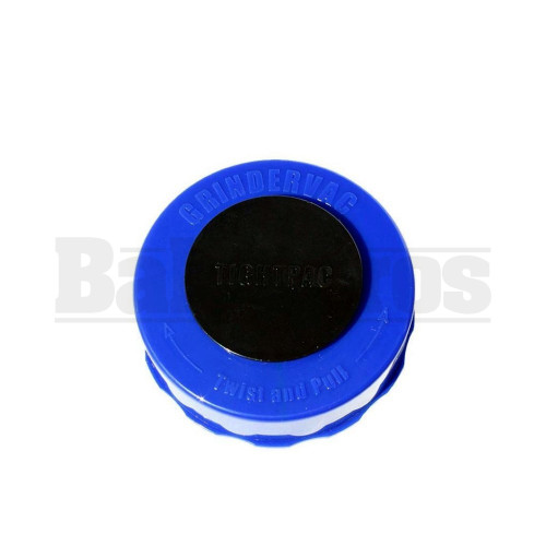 "TIGHTPAC GRINDERVAC 3"" BLUE Pack of 1"