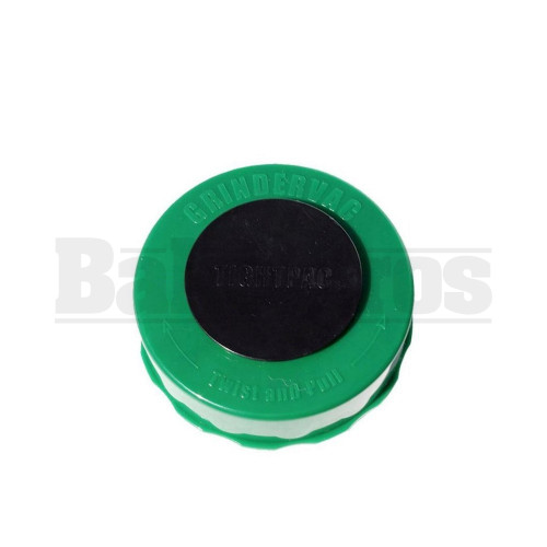 "TIGHTPAC GRINDERVAC 3"" GREEN Pack of 1"