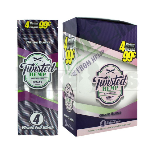 GRAPE BURST Pack of 15