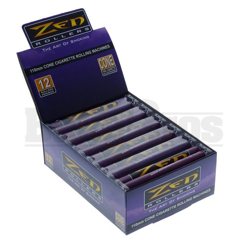 PURPLE Pack of 12 110MM