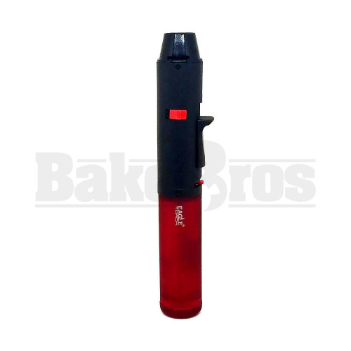 """EAGLE TORCH PEN TORCH PT132P RED Pack of 1 7"""""""