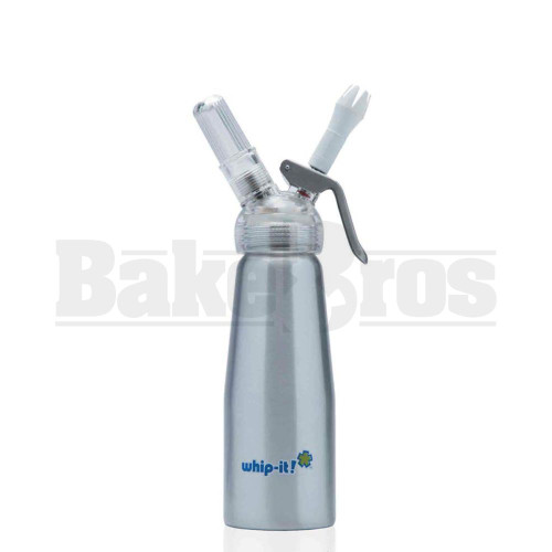 SILVER WITH TRANSPARENT HEAD Pack of 1 250 ML