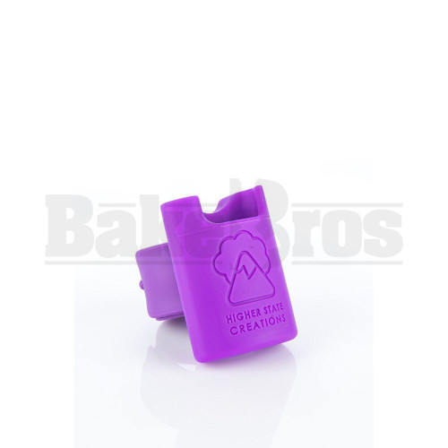 "HIGHER STATE CREATION SILICONE SLAP PACK 2.5"" PURPLE Pack of 1"