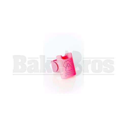 "HIGHER STATE CREATION SILICONE SLAP PACK 2.5"" PINK Pack of 1"