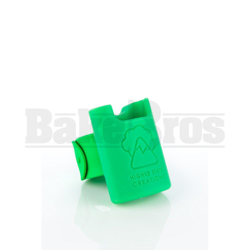 "HIGHER STATE CREATION SILICONE SLAP PACK 2.5"" GREEN Pack of 1"