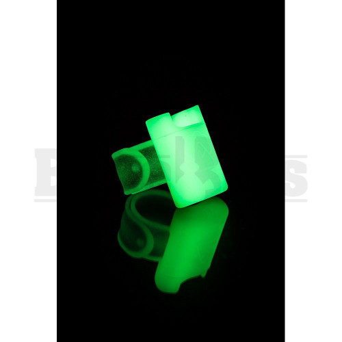 """HIGHER STATE CREATION SILICONE SLAP PACK 2.5"""" GLOW IN THE DARK Pack of 1"""