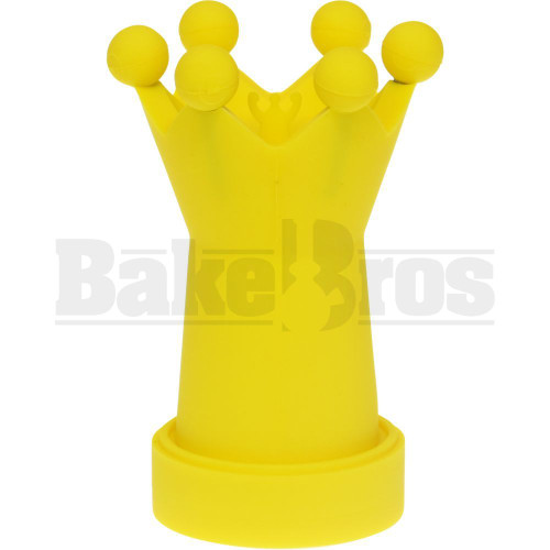 """CRUZ CULTURE NAIL CROWN ALL-IN-ONE NAIL-800 YELLOW 4.5"""""""