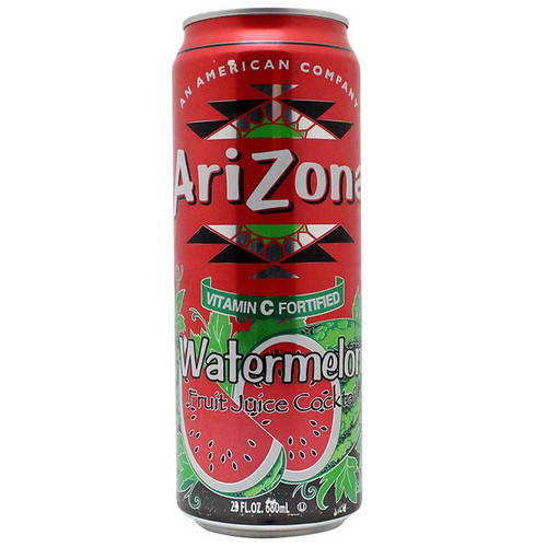Stash Safe Can Arizona Watermelon 23 Fl Oz