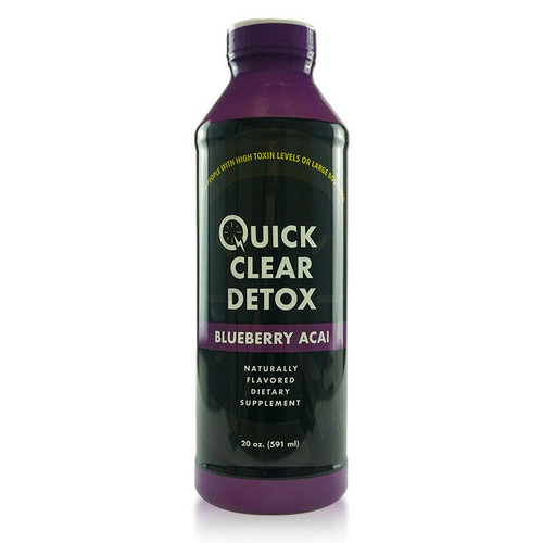 QUICK CLEAR DETOX BLUEBERRY ACAI