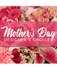 Let our designer create a lovely, one-of-a-kind creation just for your mom.