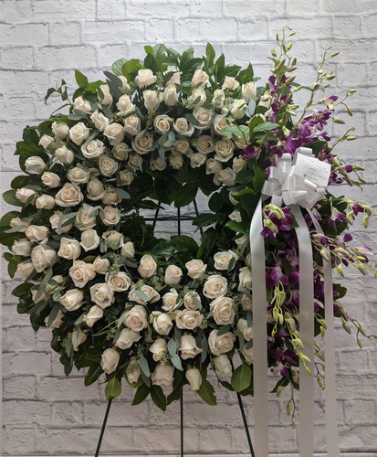 Heavenly Grace Wreath
