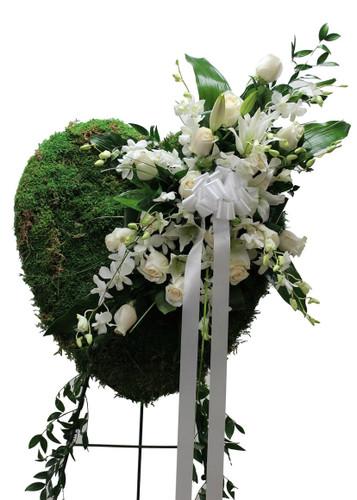 Moss Heart