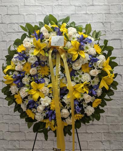 Circle of Life Wreath