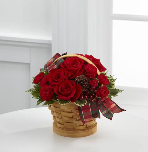 Joyous Holiday Bouquet