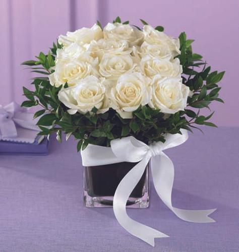 Pure Romance Rose Bouquet