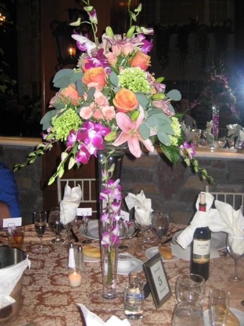 """Celebrate"" Fluted Vase"